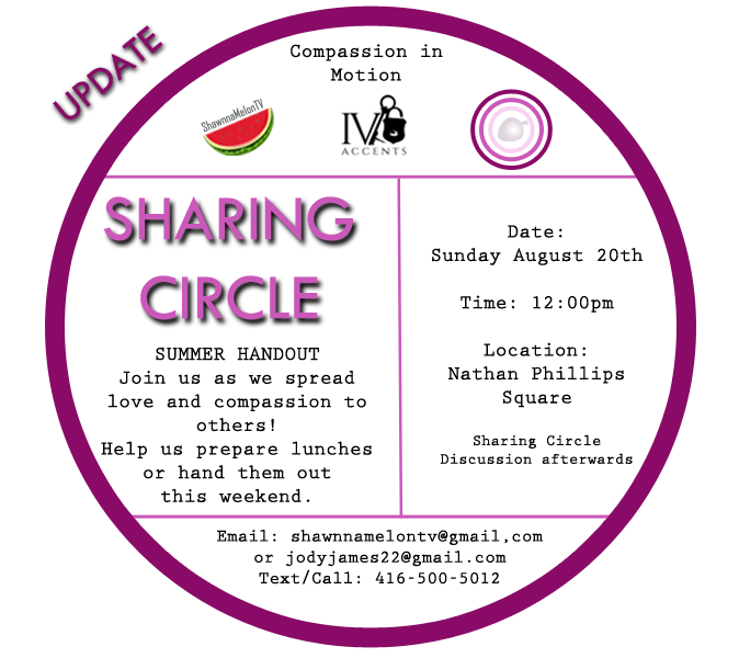 sharingcircle flyerhandout